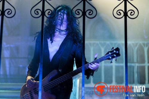 Foto King Diamond op Graspop Metal Meeting 2013