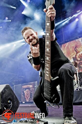 Foto Brainstorm op Graspop Metal Meeting 2013