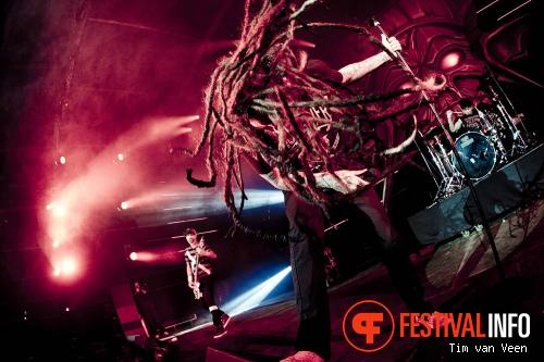 Love and Death op Graspop Metal Meeting 2013 foto
