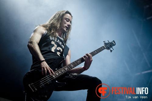 Foto Amaranthe op Graspop Metal Meeting 2013