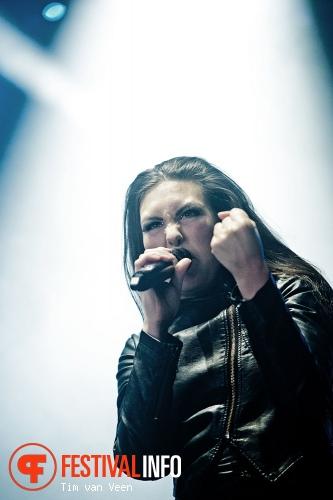Amaranthe op Graspop Metal Meeting 2013 foto