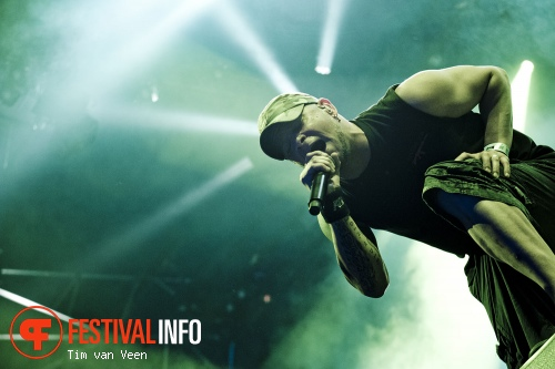 Foto All That Remains op Graspop Metal Meeting 2013