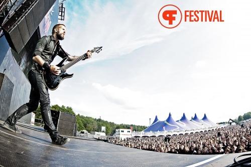 Foto Within Temptation op Graspop Metal Meeting 2013