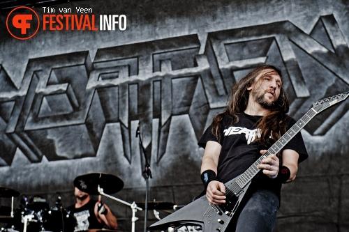 Heathen op Graspop Metal Meeting 2013 foto