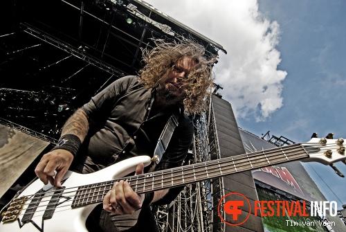 Foto In Flames op Graspop Metal Meeting 2013