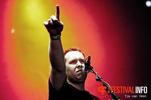 Foto Winterfylleth op Graspop Metal Meeting 2013