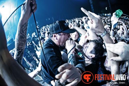 Foto P.O.D. op Graspop Metal Meeting 2013