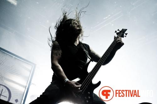 Heaven Shall Burn op Graspop Metal Meeting 2013 foto