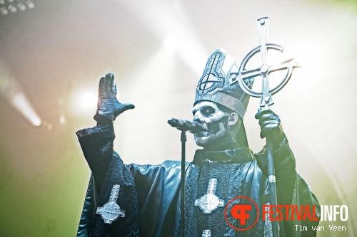 Foto Ghost op Graspop Metal Meeting 2013