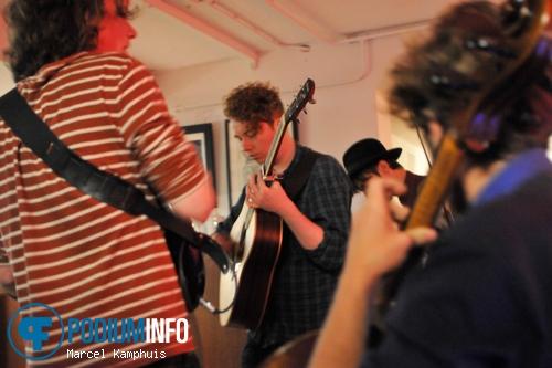 Foto Our Minor Fall op Fred & Guus en de Man met de Cocosnoot - 28/6 - Fred & Guus