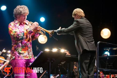 Eric Vloeimans op North Sea Jazz - dag 1 foto