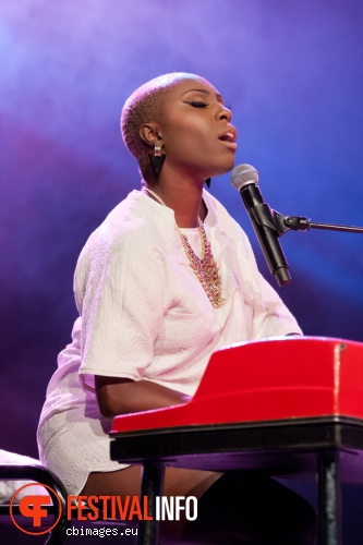 Laura Mvula op North Sea Jazz - dag 1 foto