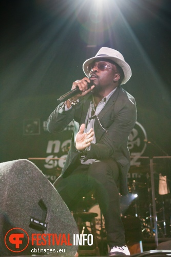 Anthony Hamilton op North Sea Jazz - dag 1 foto