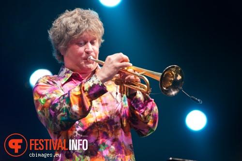Foto Eric Vloeimans op North Sea Jazz - dag 1
