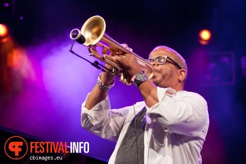 Terence Blanchard Sextet op North Sea Jazz - dag 1 foto