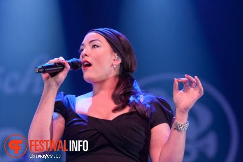 Caro Emerald op North Sea Jazz - dag 1 foto
