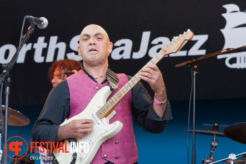 North Sea Jazz - dag 1 foto