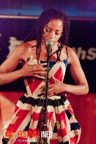Sherry Dyanne op North Sea Jazz - dag 1 foto
