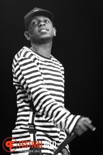 Kendrick Lamar op North Sea Jazz - dag 3 foto