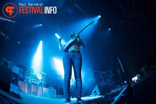 Foto Biffy Clyro op Rock Werchter 2013 - dag 1