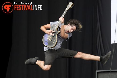 All Time Low op Rock Werchter 2013 - dag 1 foto