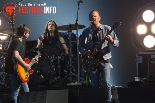 Kings of Leon op Rock Werchter 2013 - dag 2 foto