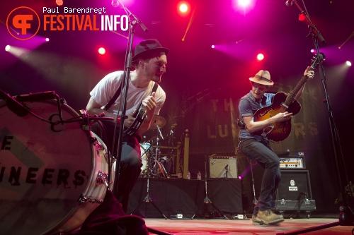 The Lumineers op Rock Werchter 2013 - dag 2 foto