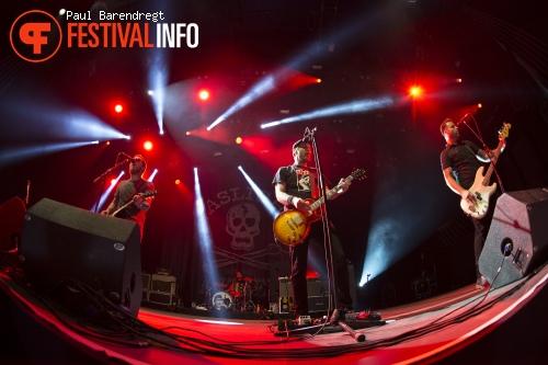 The Gaslight Anthem op Rock Werchter 2013 - dag 4 foto