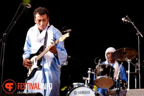 Foto Bombino op Metropolis Festival 2013