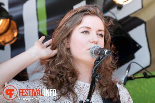 Tessa Rose Jackson op Metropolis Festival 2013 foto