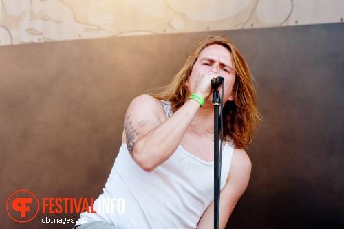 John Coffey op Metropolis Festival 2013 foto