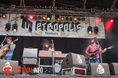 Jacco Gardner op Metropolis Festival 2013 foto