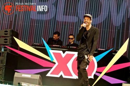 Foto Alain Clark op XO Live 2013