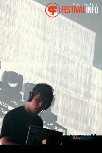 Porter Robinson op XO Live 2013 foto