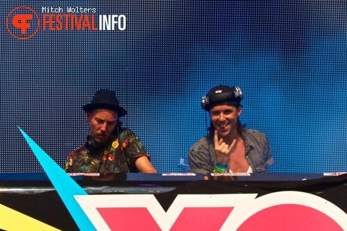 Dada Life op XO Live 2013 foto