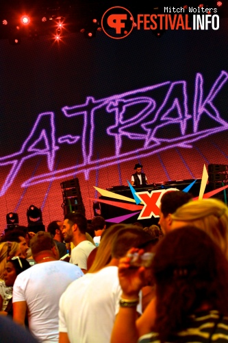 A-Trak op XO Live 2013 foto