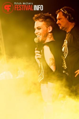 Foto Joost van Bellen op XO Live 2013