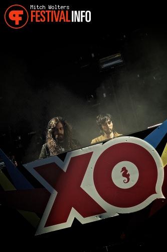 Justice (Fr) op XO Live 2013 foto