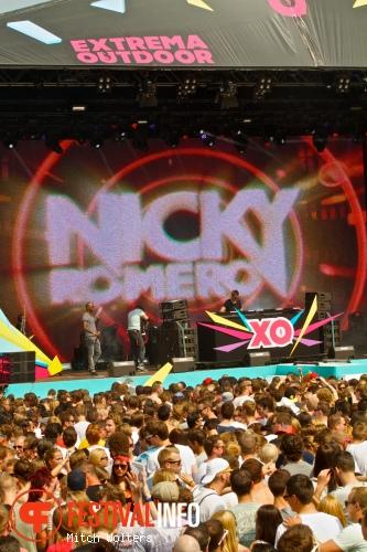 Nicky Romero op XO Live 2013 foto