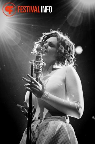 Foto Hooverphonic op Rock Zottegem 2013