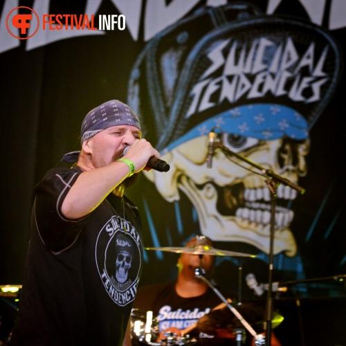 Suicidal Tendencies op Rock Zottegem 2013 foto