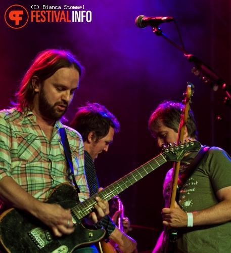 Tim Christensen op Bospop 2013 foto