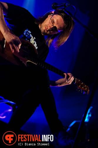 Steven Wilson op Bospop 2013 foto
