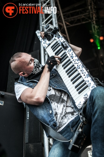 DragonForce op Zwarte Cross 2013 - dag 2 foto