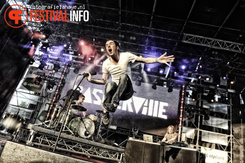 Baskerville op Balaton Sound 2013 foto