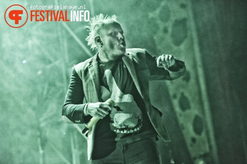 The Prodigy op Balaton Sound 2013 foto