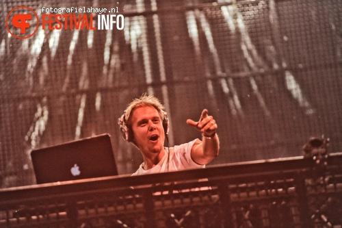Armin van Buuren op Balaton Sound 2013 foto