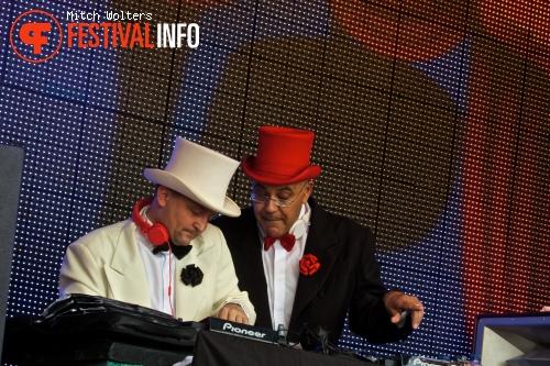 Dj Bart & Baker op Tomorrowland 2013 foto