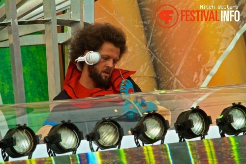 La Fuente op Tomorrowland 2013 foto