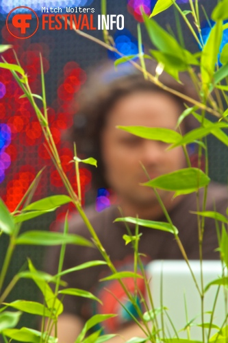 Undertone op Tomorrowland 2013 foto